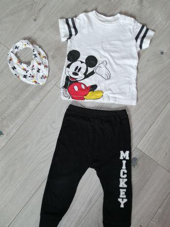 Zestaw h&m Mickey myszka Miki