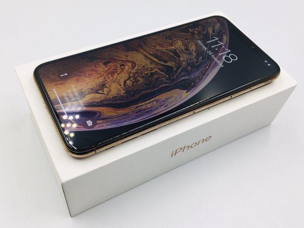 PROMOCJA • iPhone XS MAX 256GB Gold • GWARANCJA 1 MSC • AppleCentrum