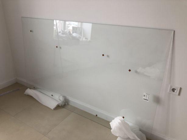 Скло-стінка душ