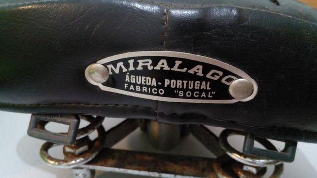 "Selim Bicicleta Pasteleira ""Miralago-Socal"""