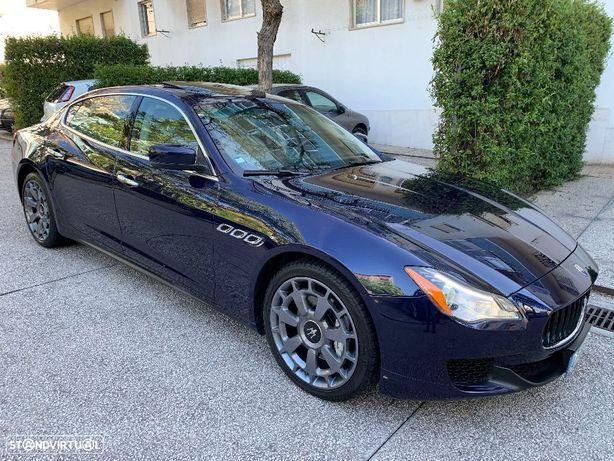 Maserati Quattroporte 3.0 V6