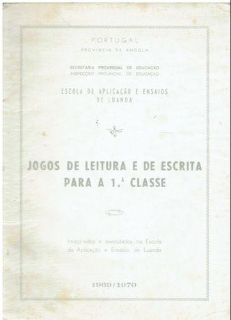 1616 Jogos de Leitura e de Escrita para a 1ª Classe