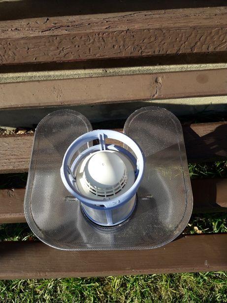 Filtr płaski i okrągły do zmywarki Whirlpool szer.60