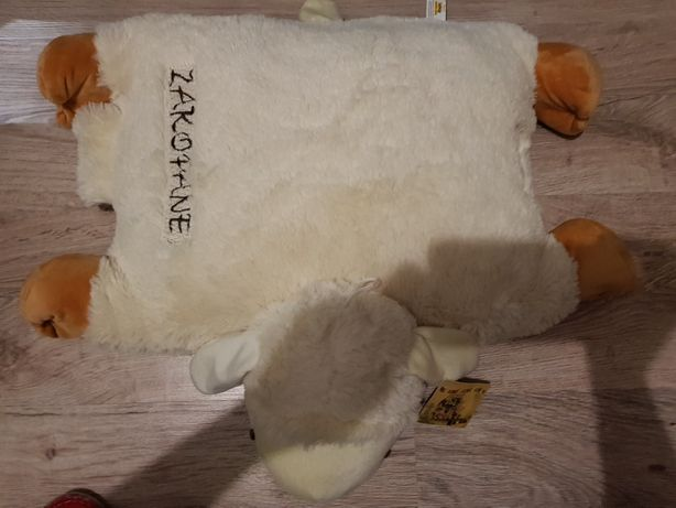 Poduszka owieczka ZAKOPANE duża nowa pluszak