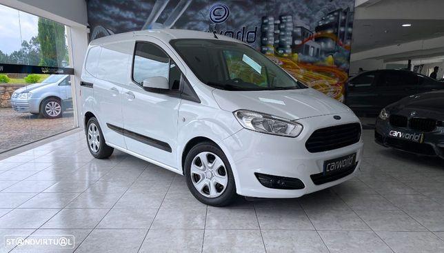 Ford TRANSIT COURIER IVA DEDUTIVEL