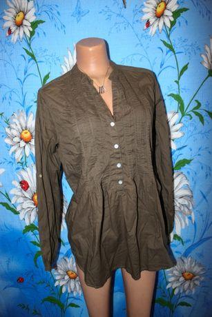 Рубашка с короткими руковами от фирмы Yessica