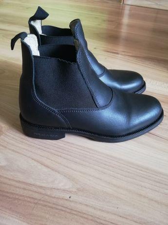 Sztyblety jeździeckie FOUGANZA Classic buty rozmiar 38 EU