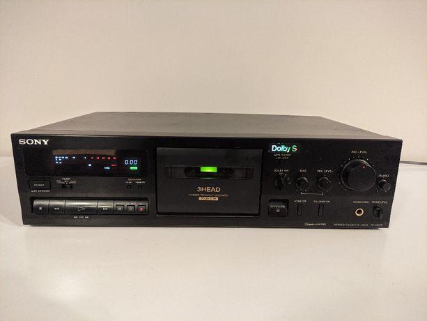 SONY TC-K611A magnetofon kasetowy DECK
