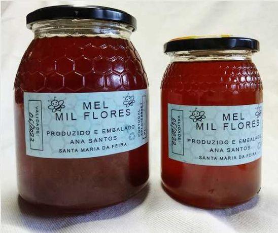 mel multifloral (Frasco ou granel)