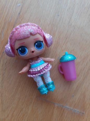 Boneca lol glitter