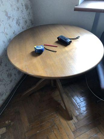 Срочно! Продам круглый стол