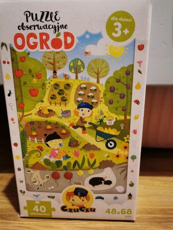 "Puzzle Czuczu ""Ogród"""
