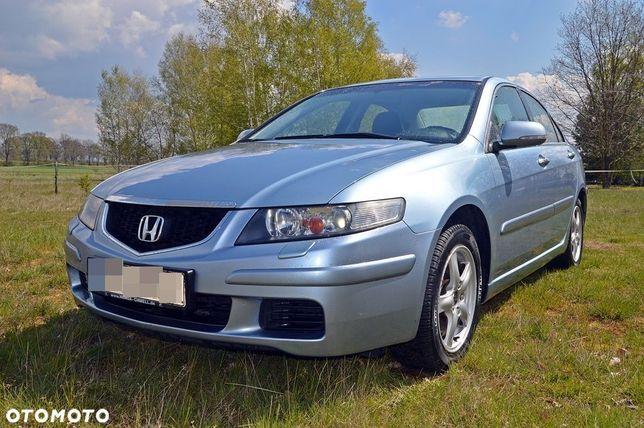 Honda Accord Honda Accord 2.0 2005r. opłacona akcyza.Ważny przegląd. Bardzo Ładna