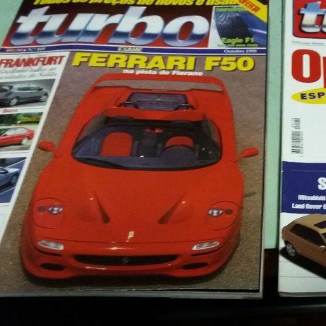 28 Revistas TURBO 1991 a 2009