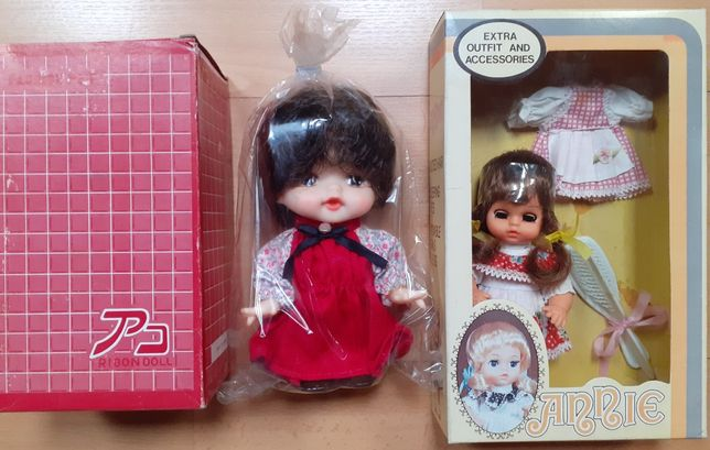 Bonecas vintage novas