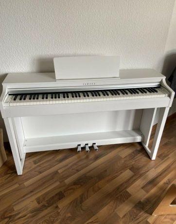 Pianino cyfrowe yamaha clp 525