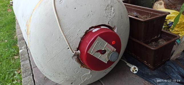 Bojler elektryczny, emaliowany z wężownicą 140 litrów