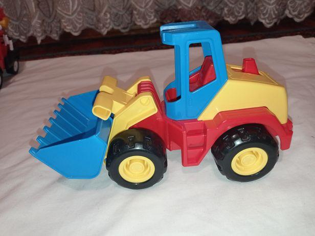 Бульдозер,трактор