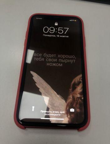 Нашёл айфон 11 на остановке!