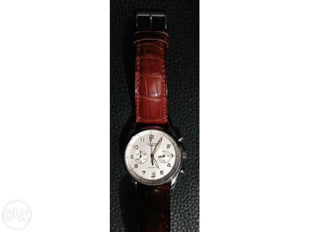 Relógio pulso homem suiço Longines série limitada e numerada com caixa