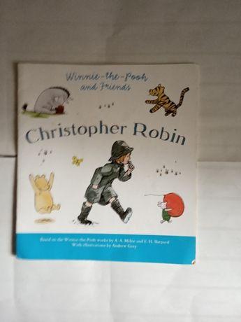 на английском Christopher Robin winnie-the-pooh and friends