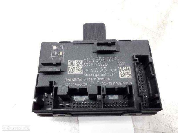 5Q4959593E Módulo eletrónico SKODA OCTAVIA III (5E3, NL3, NR3) 2.0 TDI RS CUNA