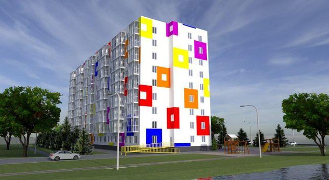Новенькая однокомнатная квартира в центре Харькова!