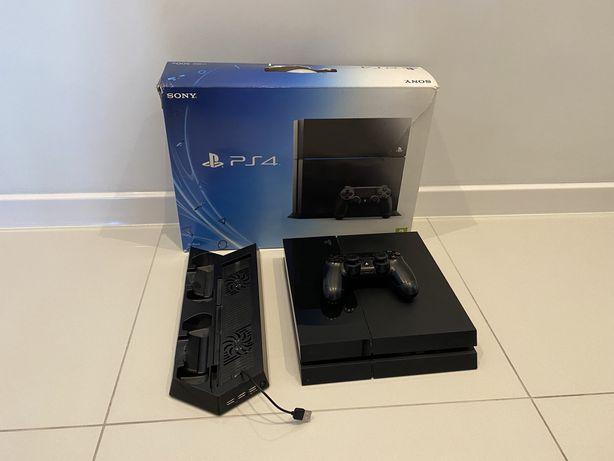 Konsola PS4 Playstation 4 500Gb + Podkładka Chłodząca