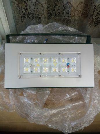 Прожектора зелёного света , диодные 50w