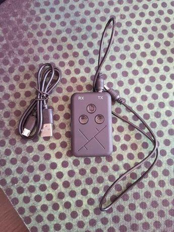 Transmiter odbiornik nadajnik Bluetooth 2w1 BT