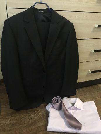 Мужской костюм Artistic(пиджак, брюки, рубашка) 40 и