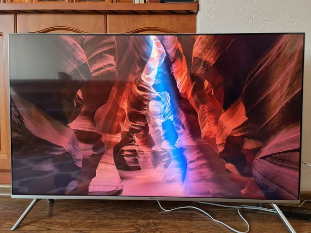 Samsung 4K HDR1000 49mu7002 w idealnym stanie