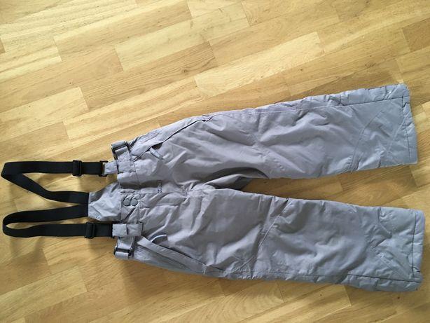 Narciarskie spodnie zimowe Mountain Warehouse r.116-128 cm 7-8 lat