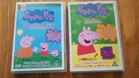 """filmy dla dzieci """"świnka peppa"""" po angielsku"""