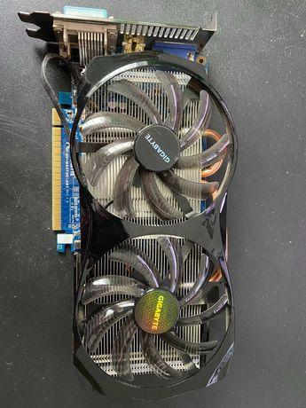 Nvidia Gigabyte GeForce GTX 650ti