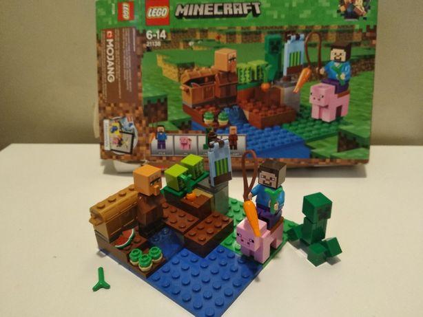 LEGO Minecraft Арбузная ферма