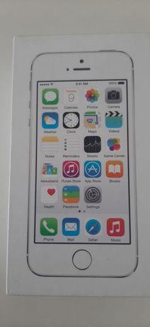 iPhone 5 s biały