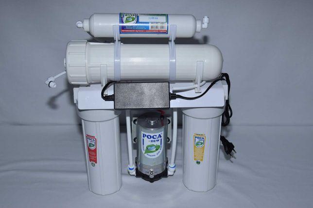 Фільтр для води зворотній осмос direct Роса 266