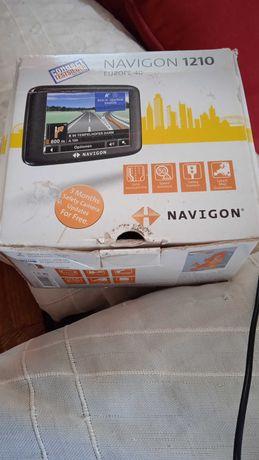 GPS da Navigon 1210