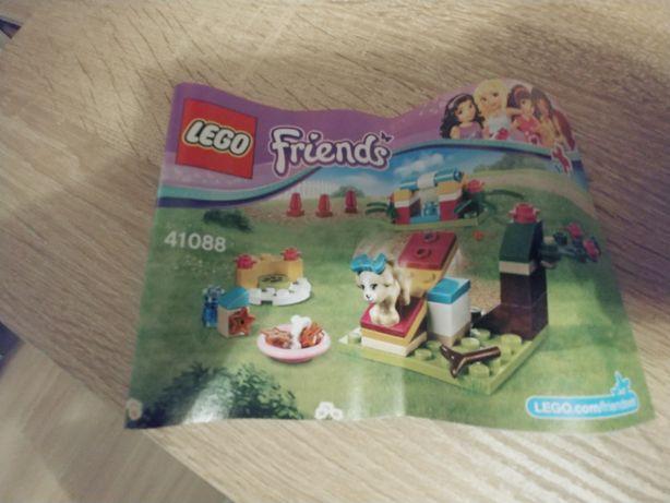 LEGO Friends Trening szczeniaka zadbany