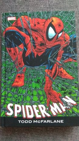 Spider-Man Tood McFarlane