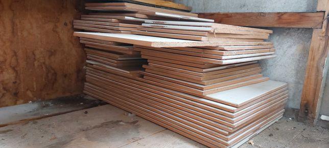 Остатки испанской плитки после ремонта