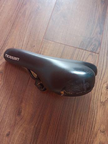 Siodło rowerowe używane
