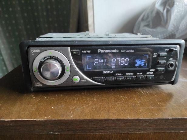 Продам магнитолу Panasonic cq-c3303w