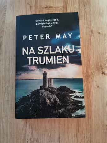 Książka Na szlaku trumien Peter May