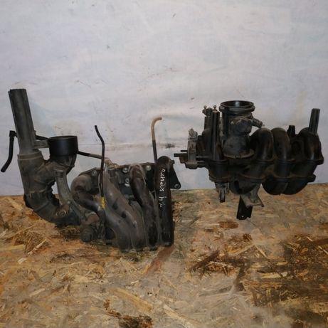 Входящий колектор/катушка Renault Рено Канго 1.4 E7J,K7J,1.4 K4G бенз