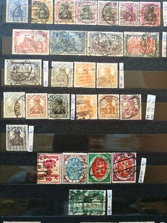 Kolekcje znaczków, Polska, Europa i świat