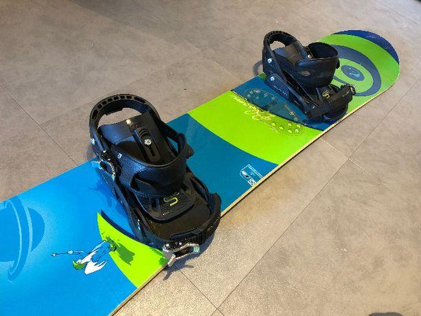 Deska Snowboardowa F2 Bloom damska