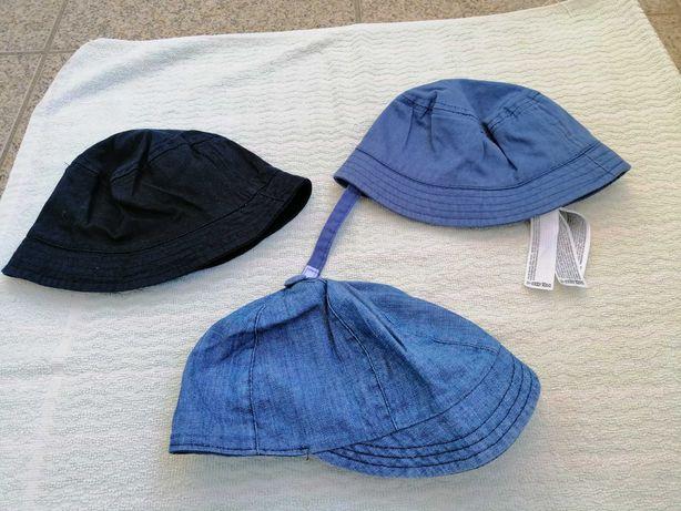 Chapéus para bebé desde 0 até aos 36 anos