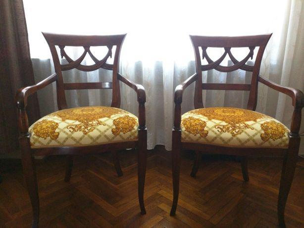 Sprzedam stolik okolicznościowy i dwa krzesła BIEDERMEIER